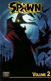 Spawn Graphic Novels